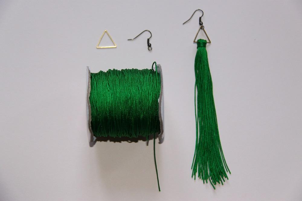 Tassel hangers 1