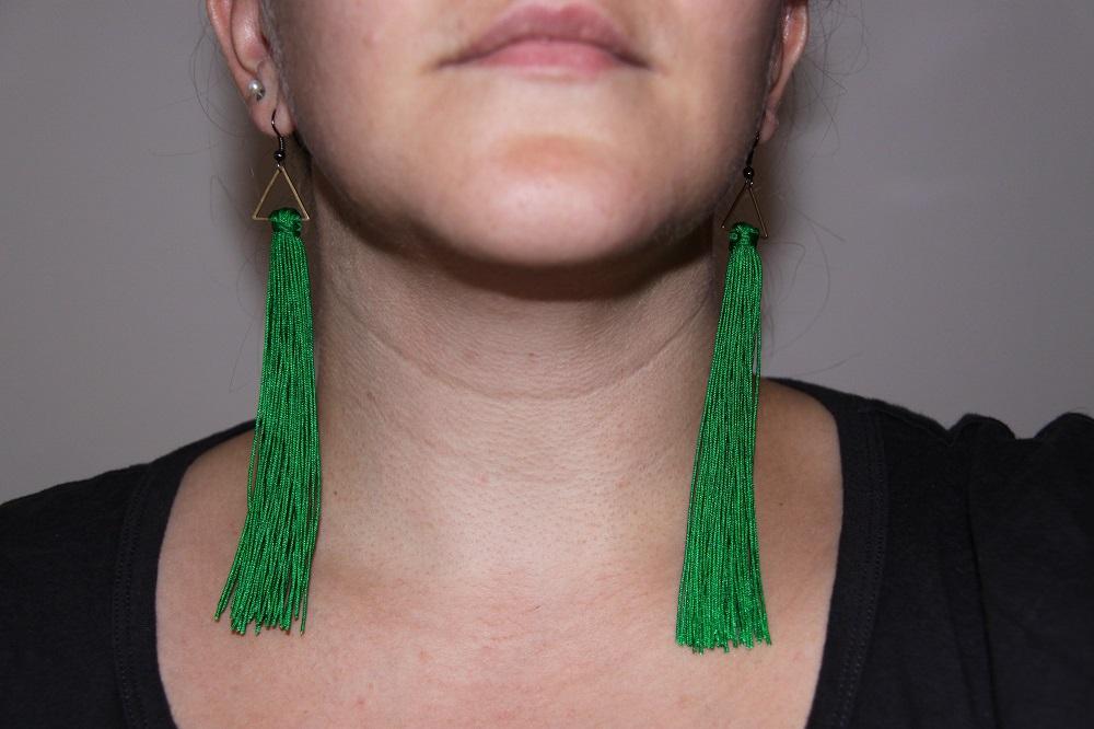 Tassel hangers 4