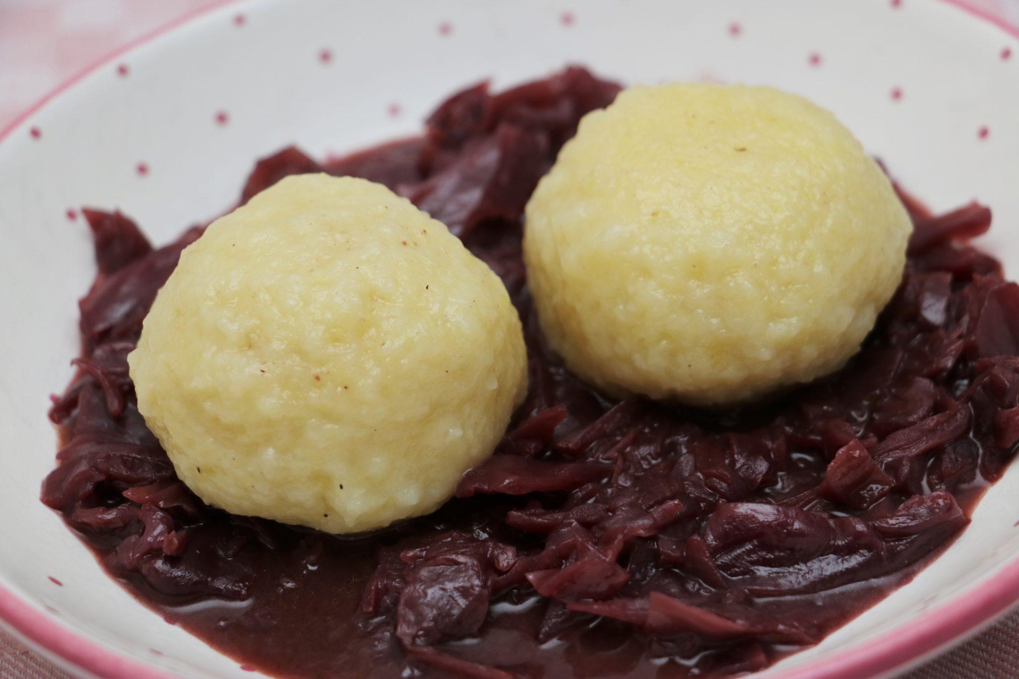 Kartoffelknödel 1
