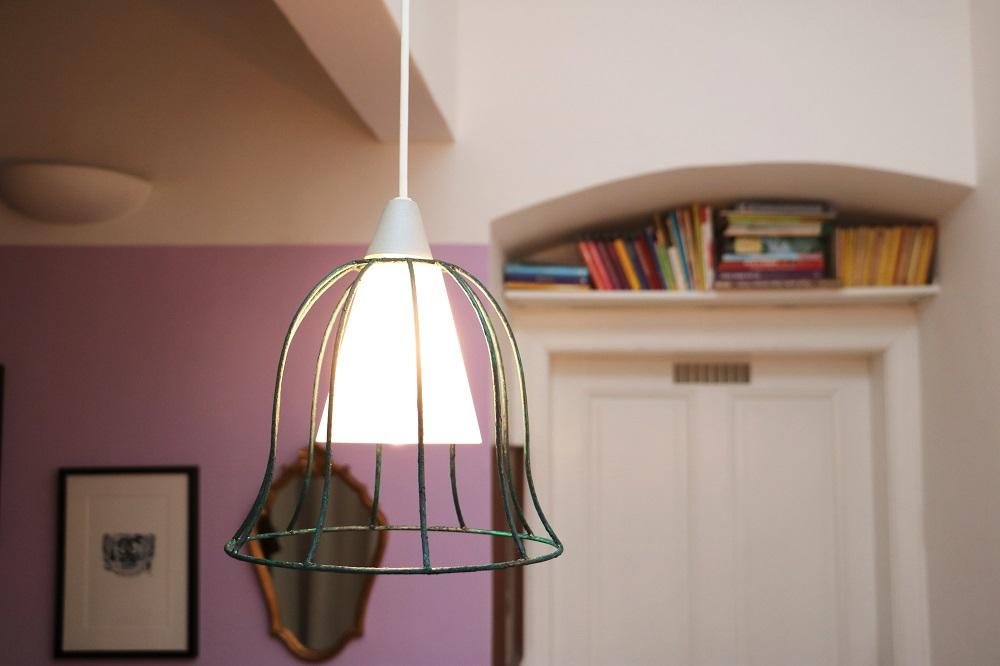 Abgezogene Lampenschirme 4