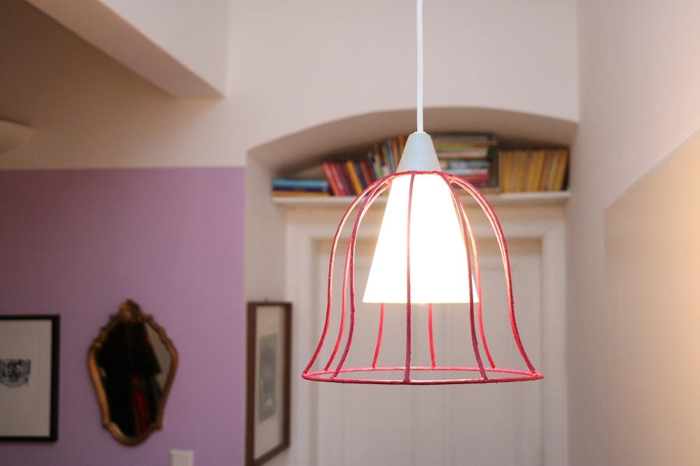 Abgezogene Lampenschirme 5