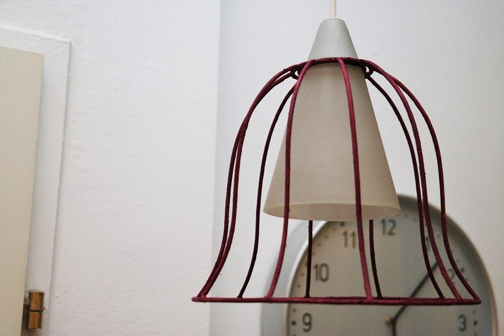 Abgezogene Lampenschirme 7