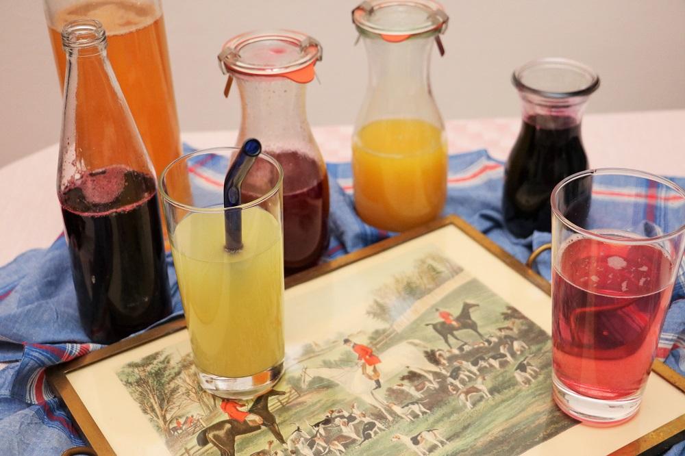 Fruchtsirup 1