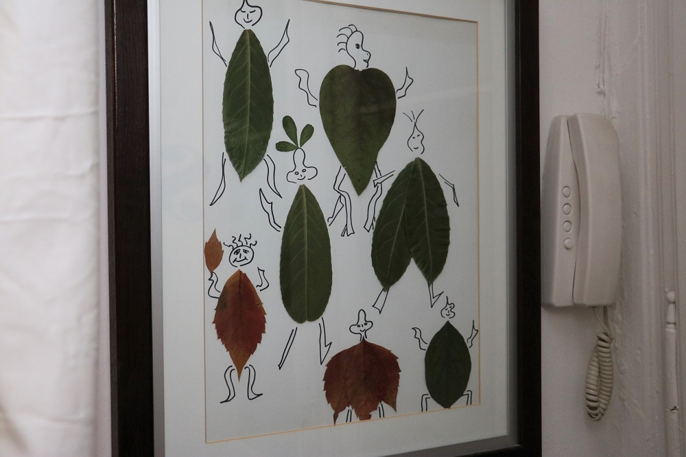 Blätterfiguren 2