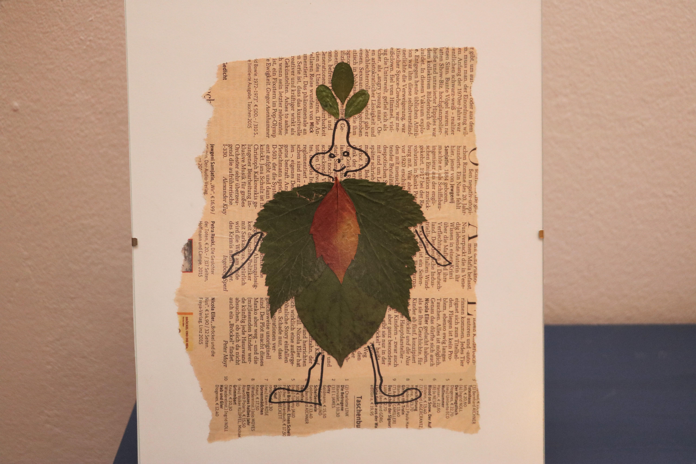 Blätterfiguren 4