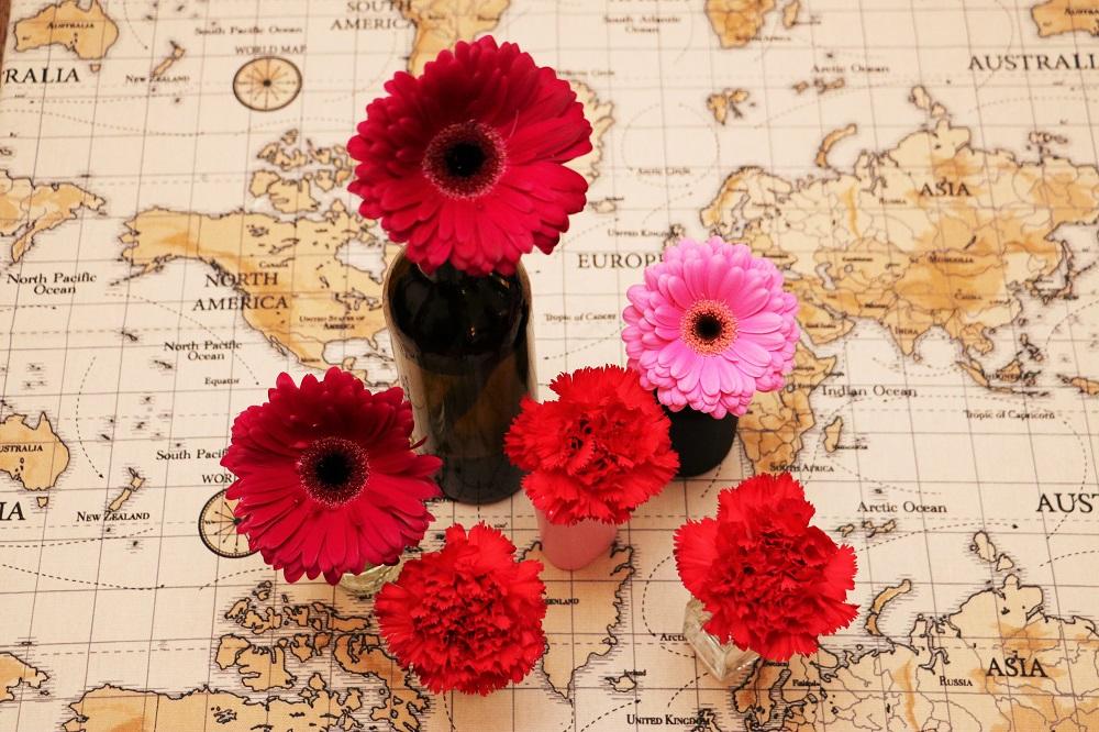 Blumenvasen einmal anderes 1