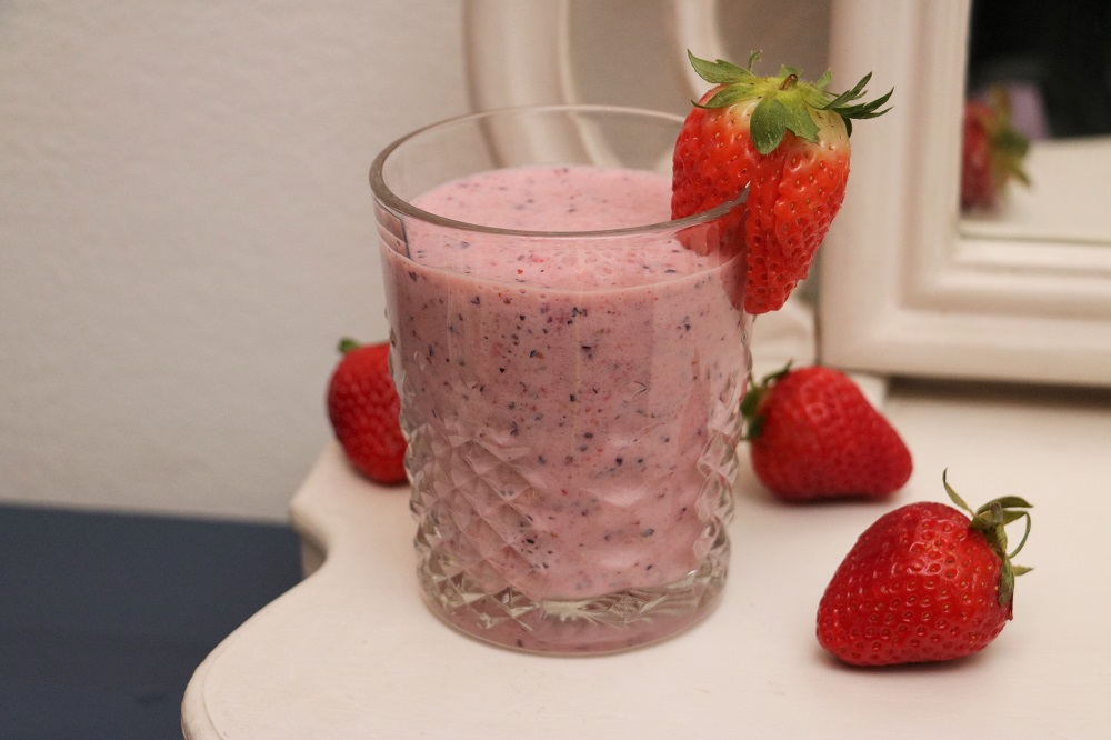 Buttermilch Smoothie 2