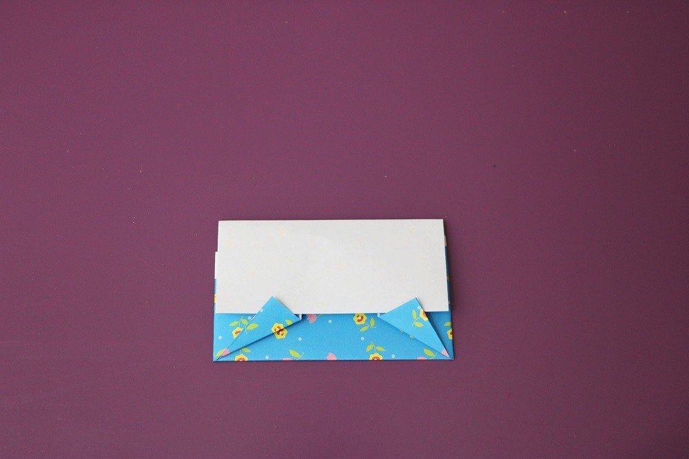 Origami Giftcard 7