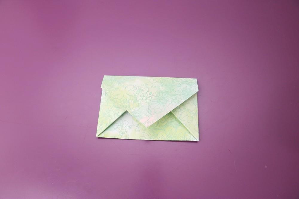 Origami Kuvert 16
