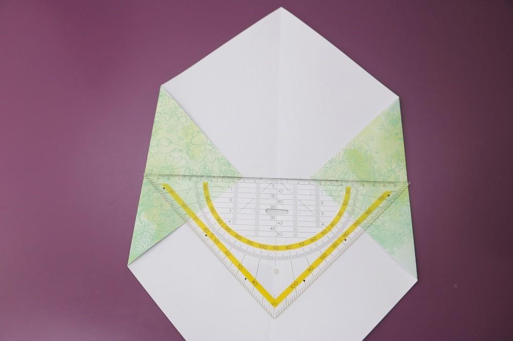 Origami Kuvert 4