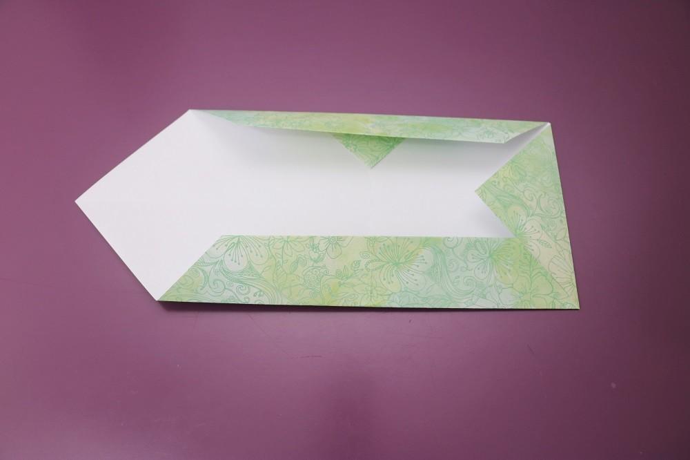Origami Kuvert 6