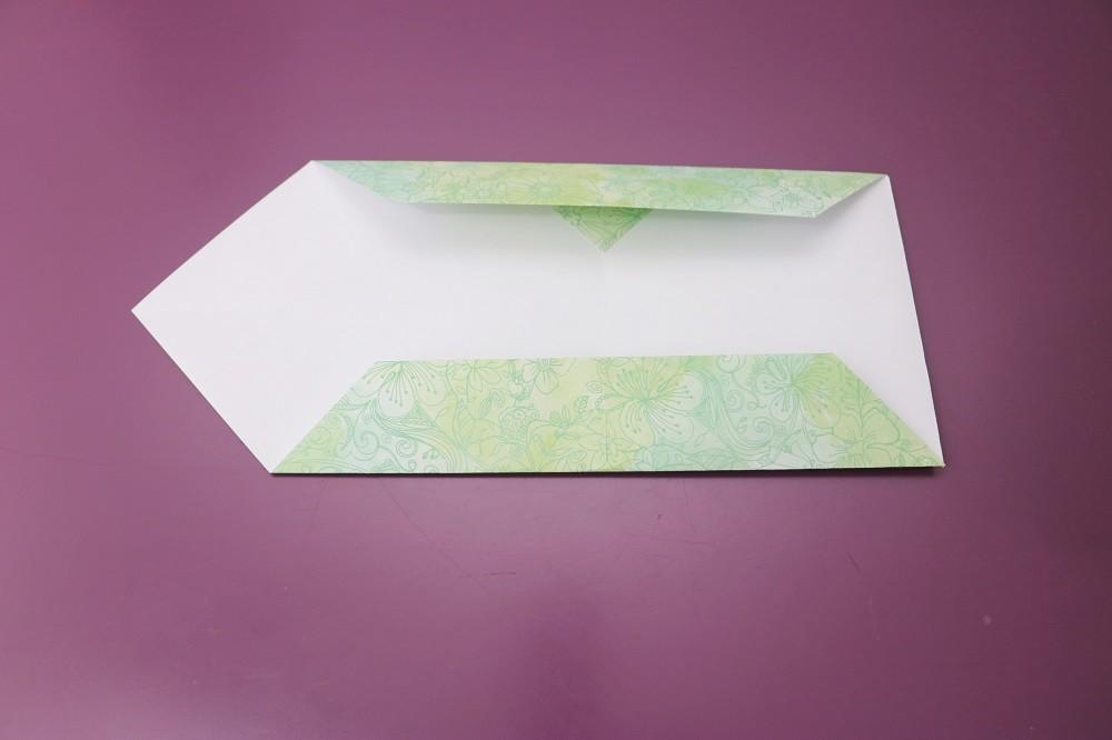 Origami Kuvert 7