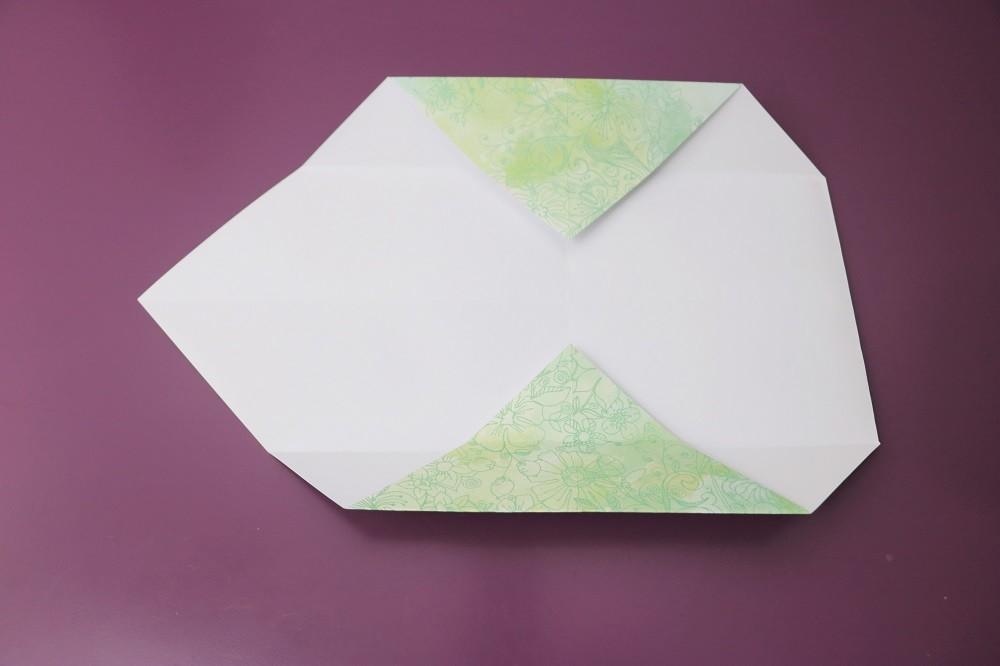 Origami Kuvert 8