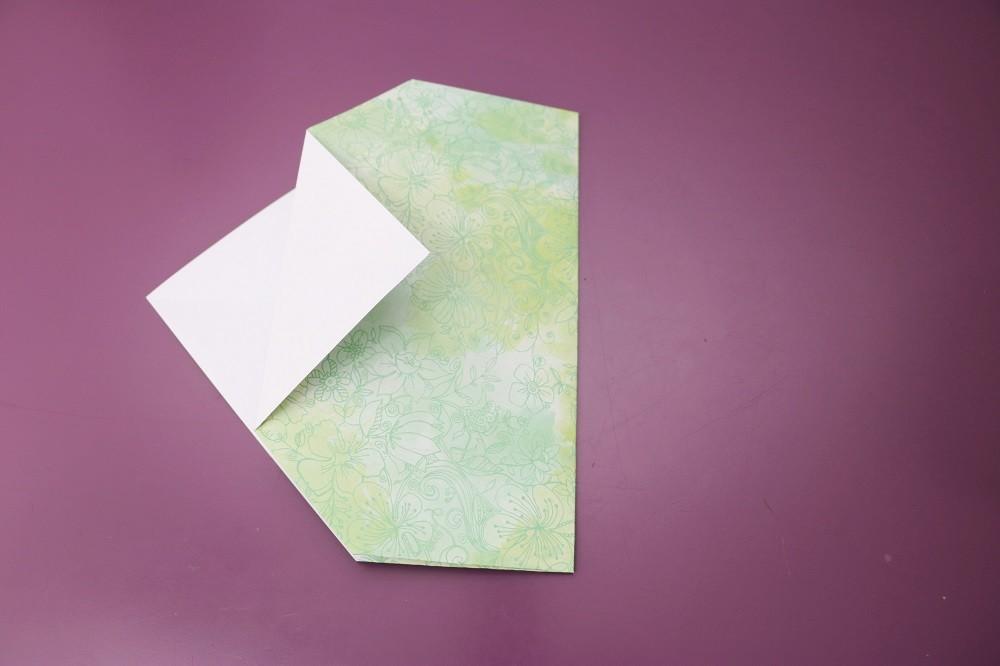 Origami Kuvert 9