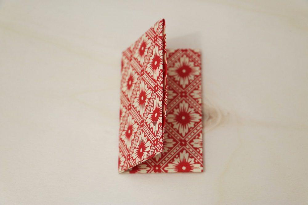 Origami Papierhülle 17
