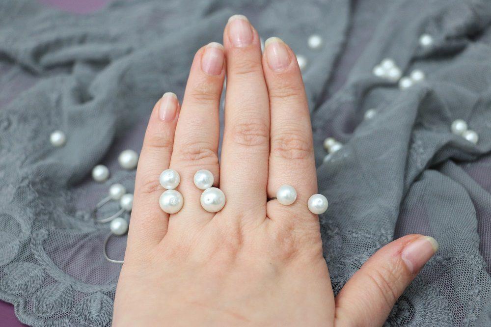 Perlenring 1
