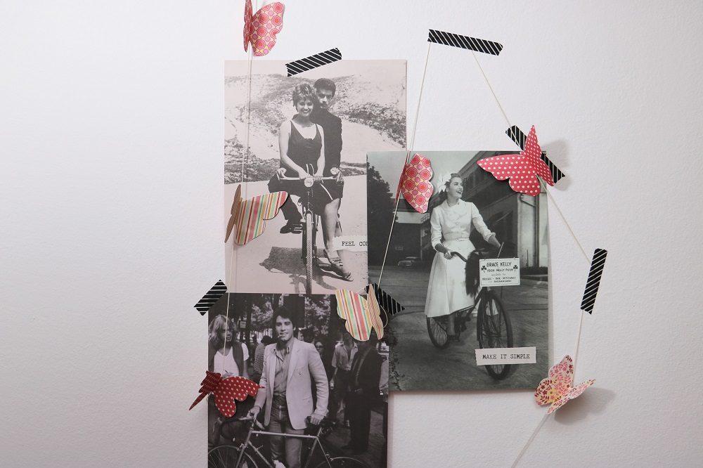 Schmetterlingsgirlande 1