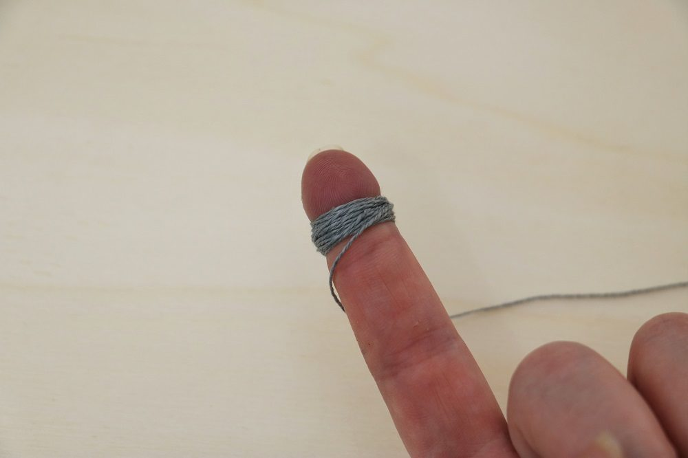 Mini Quasten 2