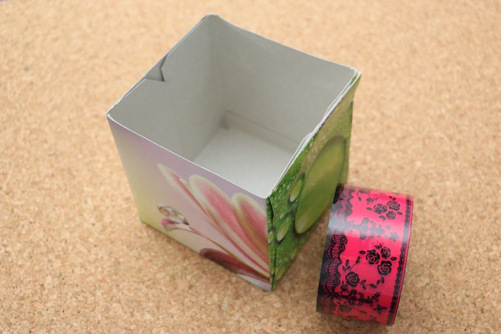 Recycling Schachtel 2