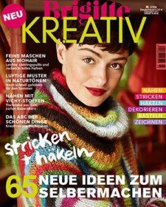 Brigitte Kreativ Cover