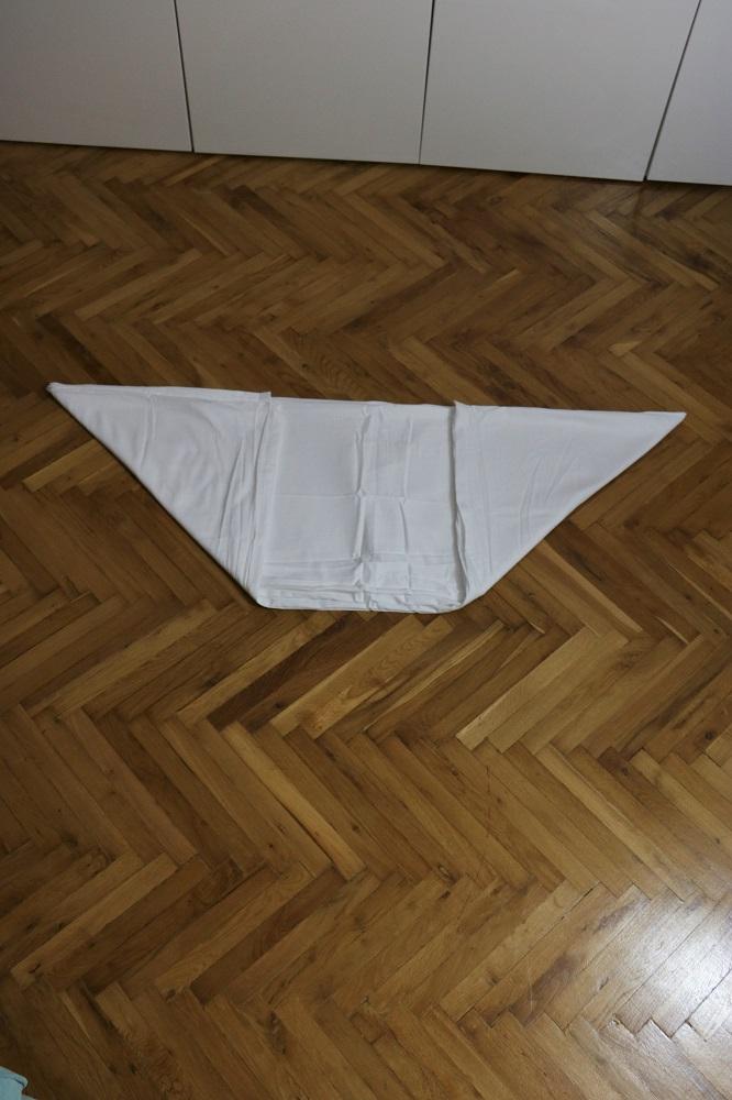 DIY Shibori Bettwäsche