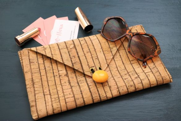 Summerfeeling with cork clutch