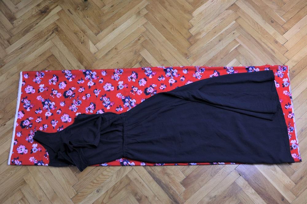 Lieblings-Sommerkleidchen kopiert