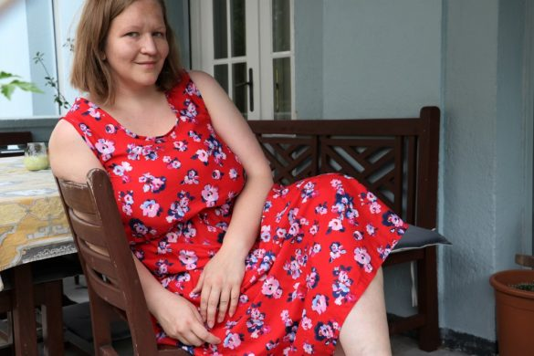 Sommerkleidchen kopieren