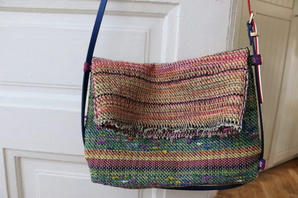 gewebte Tasche