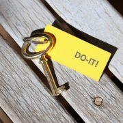 DO-IT! Schlüsselanhänger