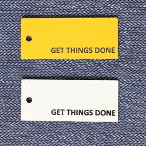 Get things done Schlüsselanhänger