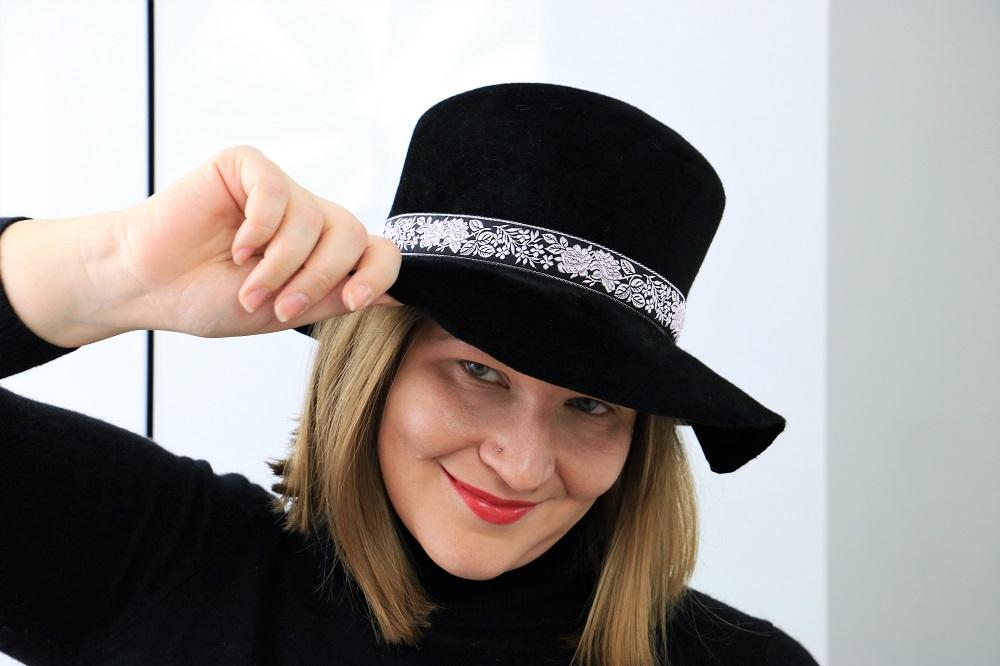 selbstgemachter Hut