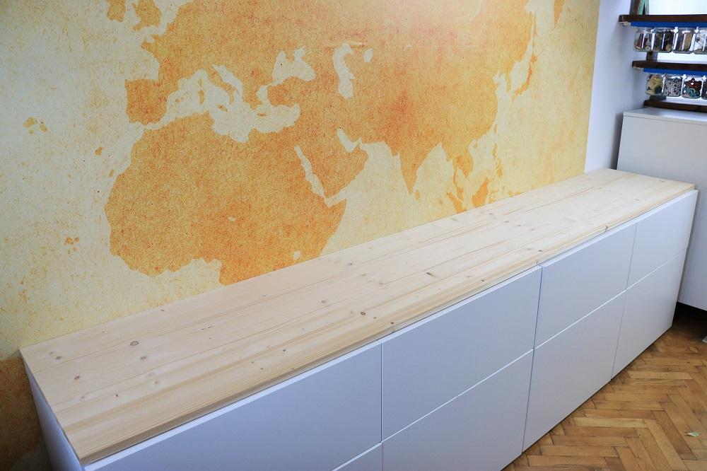 Ikea Hack Besta Upgrade