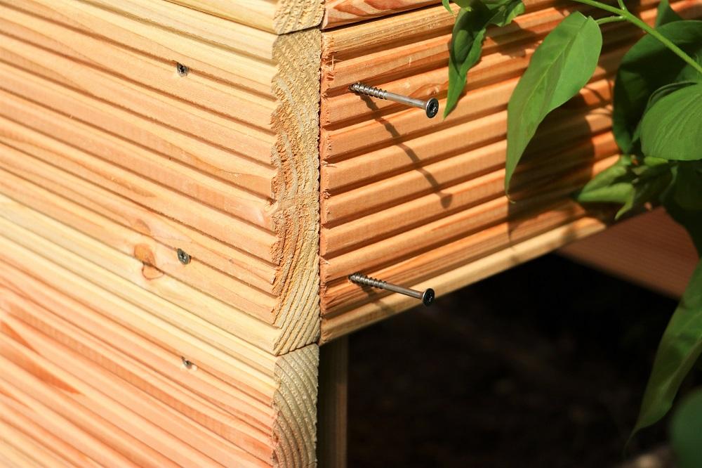 Gartenprojekt Diy Hochbeet Do Iteria