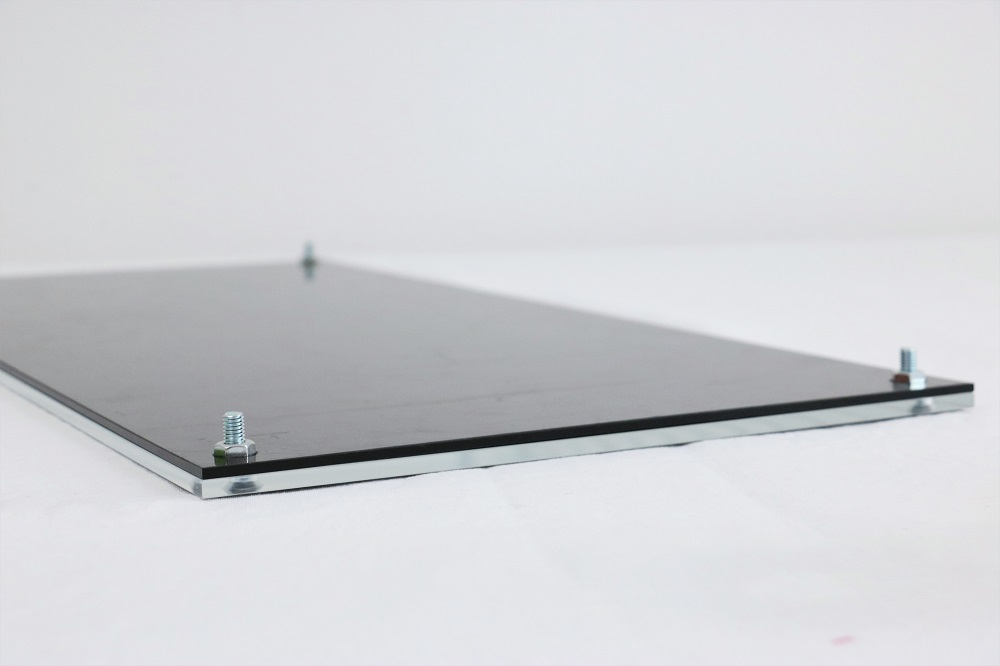 DIY Plexiglas-Bilderrahmen | DO-ITeria