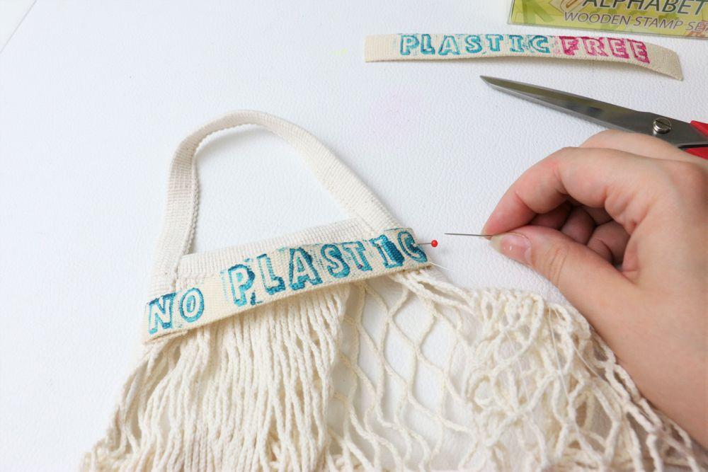 Plastic free Sackerl Makingof
